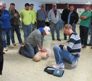 Safety - CPR Training